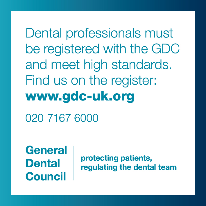 GDC (General Dental Council) logo